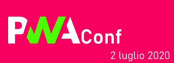 PWAConf 2020 https://aspit.co/b1q #PWA #javascript