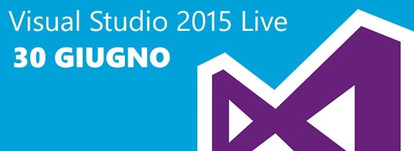 ora @dbochicchio con #visualstudio @code e #aspnet5 su #Windows, #Linux e #Macosx su #aspilive: http://aspit.co/VS2015-live