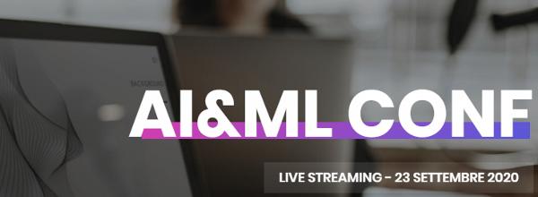 Vi aspettiamo mercoledì dalle 14 con @ugidotnet per dare il via a #aiconfitDue track, agenda e iscrizioni su https://aiconf.it/ #ai #ml