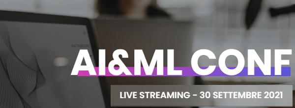 oggi siamo live con @ugidotnet dalle 14:15 per #aiconfIT.Vi aspettiamo! https://aiconf.it #ai #ml #aiconfIT #marchinelearning #conferences