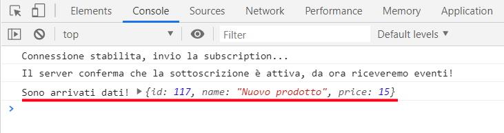 Comunicazione realtime tra #aspnetcore e Javascript con GraphQL https://aspit.co/bzd di @GentiliMoreno #webapi #aspnetcore3